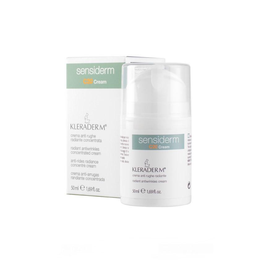 Kleraderm Sensiderm C20 Cream Skin Evolution