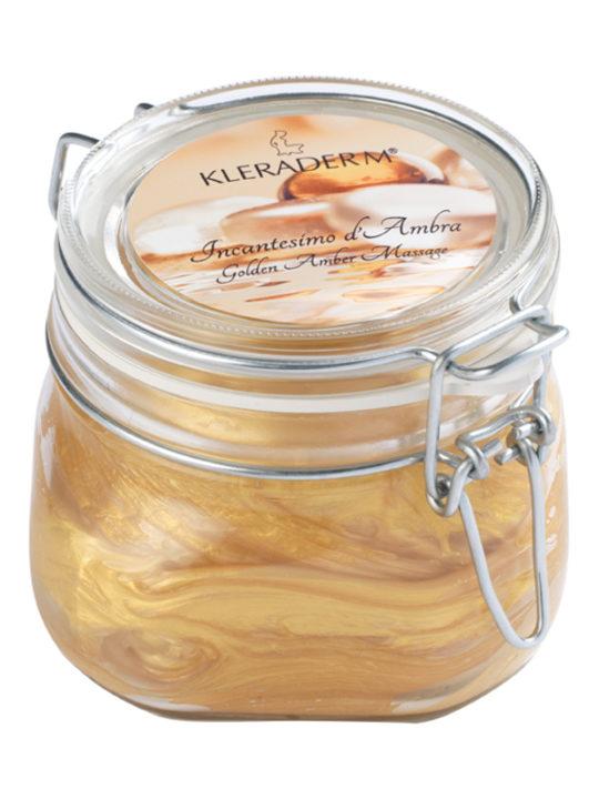 Golden Amber Massage